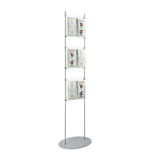 812 10mm bar stands - kits for leaflets