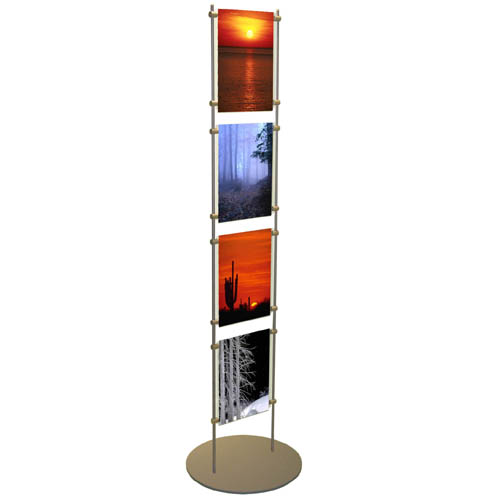 811 10mm bar stands - kits for posters