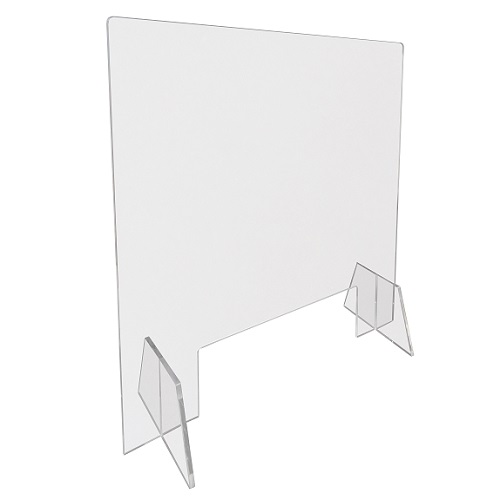 AG1: Flat pack protective acrylic screens
