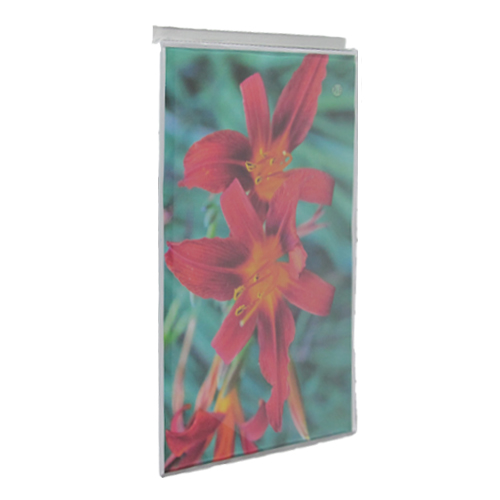 423 - Slatwall pockets (poster holders) (AGS..)
