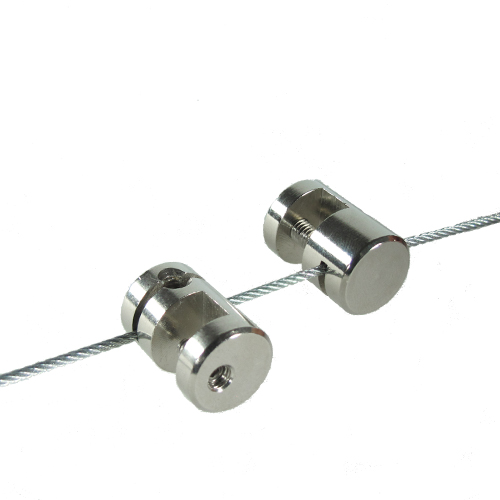 522c - Top/bottom panel edge clamps for wires (cables)
